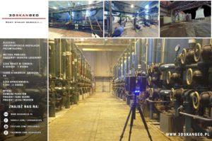 Inwentaryzacja instalacji przemysłowej (2)