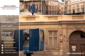 Inwentaryzacja architektoniczna kamienicy przy ul. Jasnej w Warszawie (1)