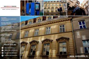 Inwentaryzacja architektoniczna kamienicy przy ul. Jasnej w Warszawie (3)