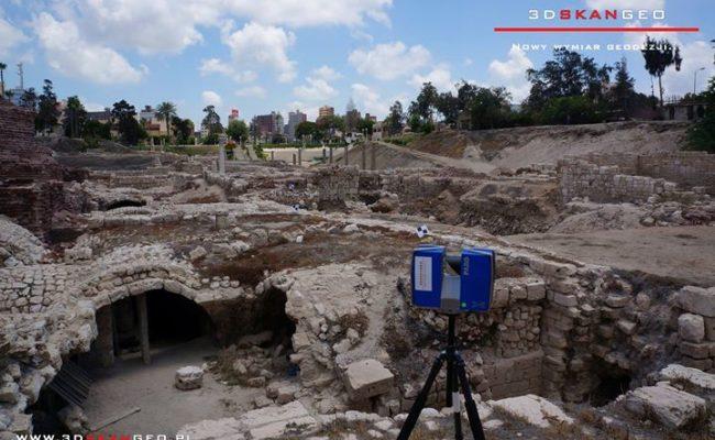 Skanowanie laserowe 3D w Aleksandrii (5)