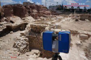 Skanowanie laserowe 3D w Aleksandrii (4)