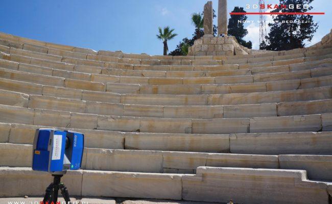 Skanowanie laserowe 3D w Aleksandrii (2)