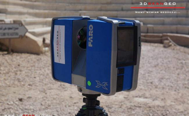 Skanowanie laserowe 3D w Aleksandrii (1)