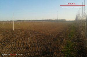 Instalacje antygradowe w sadownictwie (1)