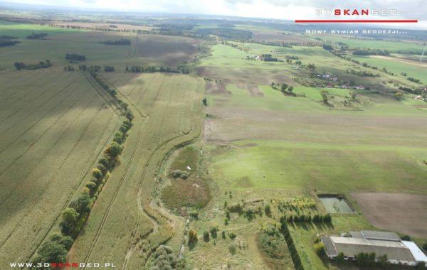 Analiza stanu upraw oraz inwentaryzacja szkód łowieckich z wykorzystaniem fotogrametrii lotniczej