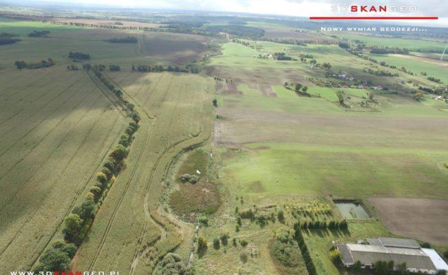 Analiza stanu upraw i inwentaryzacja szkód łowieckich – aerofotografia(1)