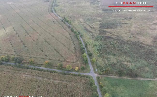 Analiza stanu upraw i inwentaryzacja szkód łowieckich – aerofotografia(3)