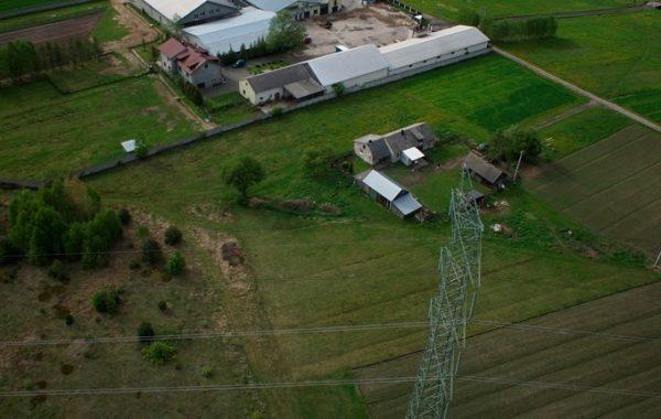 Inspekcja linii energetycznych z wykorzystaniem fotogrametrii lotniczej