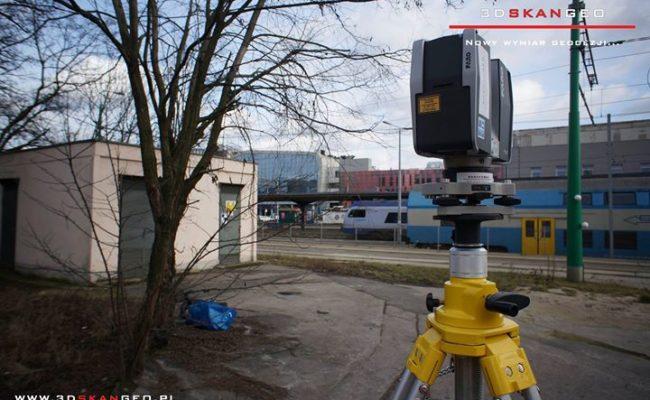 Skanowanie laserowe w Poznaniu (3)