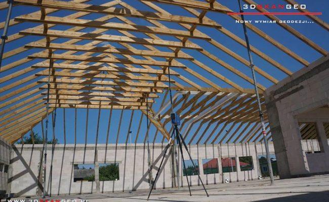 Inwentaryzacja więźby dachowej (2)