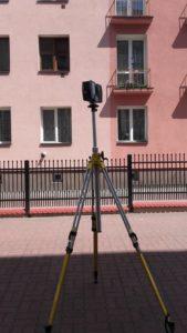 Inwentaryzacja architektoniczna metodą skaningu laserowego 3D (2)