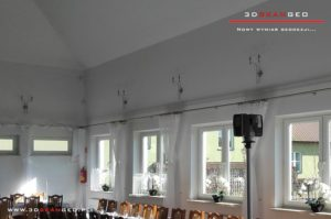 Inwentaryzacja architektoniczna sali weselnej (2)