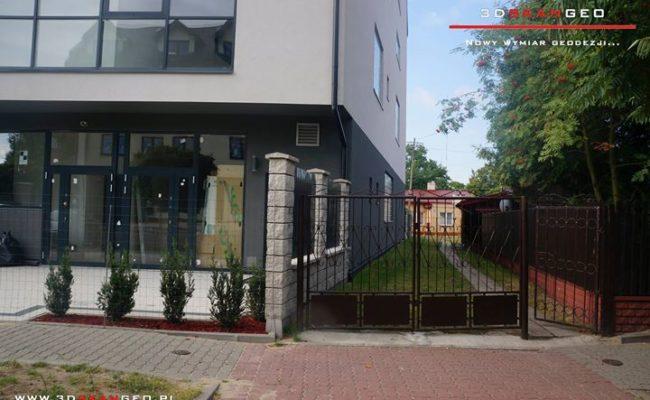 Inwentaryzacja architektoniczna budynku w Mińsku Mazowieckim (1)