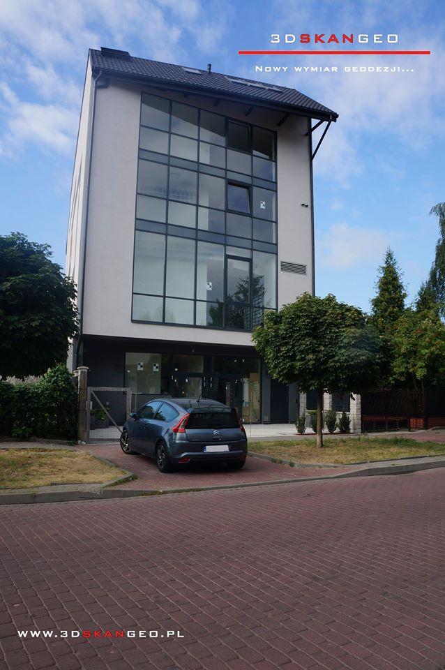 Inwentaryzacja architektoniczna budynku w Mińsku Mazowieckim (6)