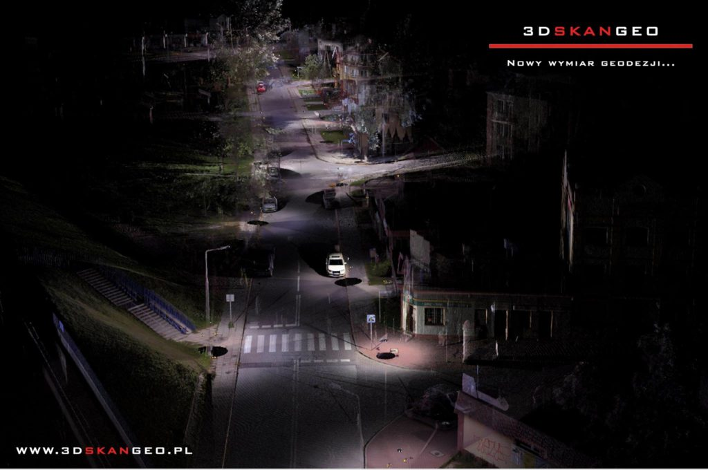 Skanowanie laserowe infrastruktury drogowej (3)