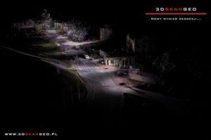 Skanowanie laserowe infrastruktury drogowej (1)