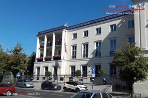 Skanowanie 3D Ambasady Norwegii w Warszawie (5)