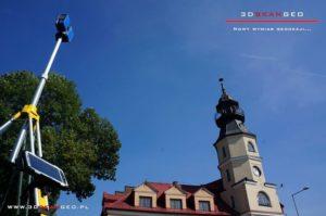 Skanowanie laserowe 3D w Tomaszowie Lubelskim (1)