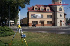 Skanowanie laserowe 3D w Tomaszowie Lubelskim (2)