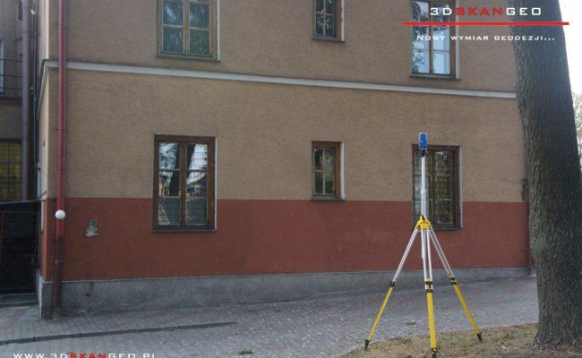 Skanowanie laserowe 3D w Tomaszowie Lubelskim (4)
