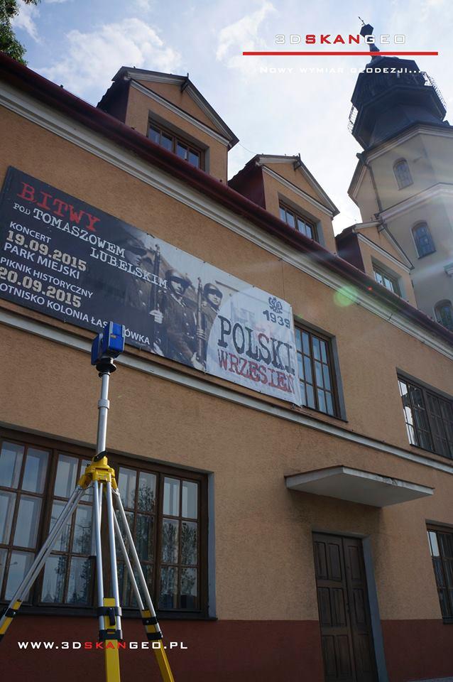 Skanowanie laserowe 3D w Tomaszowie Lubelskim (7)