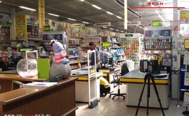 Inwentaryzacja sklepu- skaning laserowy 3D (1)