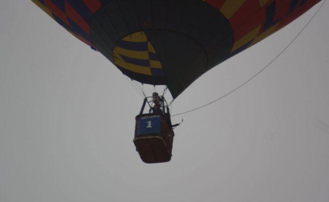 Puchar polski w lotach balonami – aerofotografia (2)