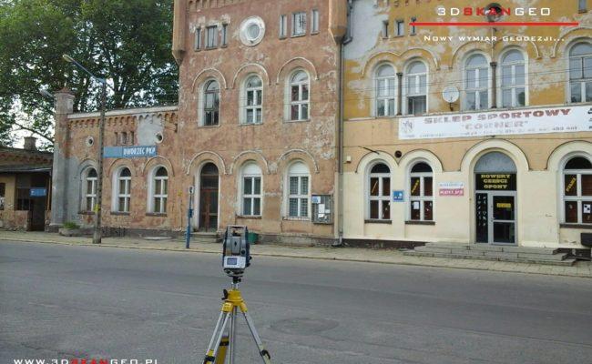 Skanowanie laserowe 3D budynku przeznaczonego do rewitalizacji (5)