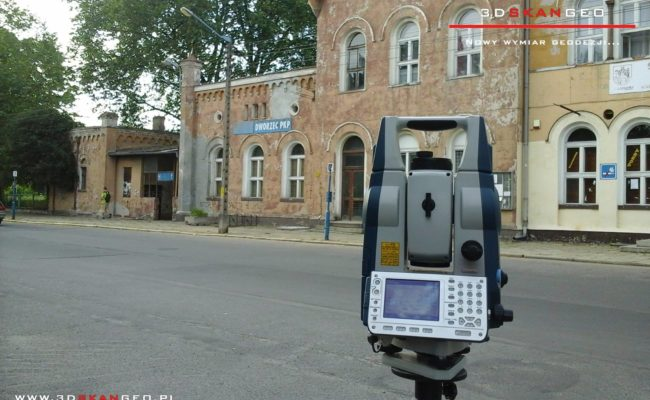 Skanowanie laserowe 3D budynku przeznaczonego do rewitalizacji (3)