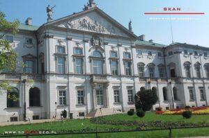 Skaning laserowy obiektu zabytkowego w Warszawie (5)