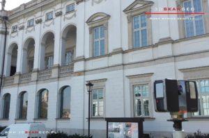 Skaning laserowy obiektu zabytkowego w Warszawie (3)