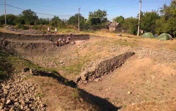 Skanowanie 3D stanowiska archeologicznego w Rostovie nad Donem