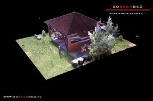 Skanowanie laserowe 3D altany (4)