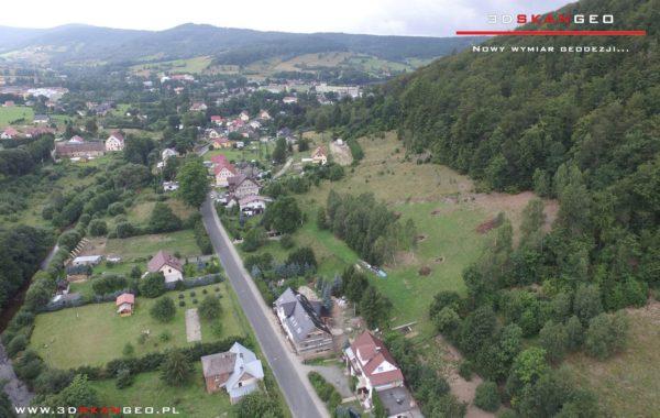 Inwentaryzacja architektoniczna- skanowanie laserowe w polskich górach