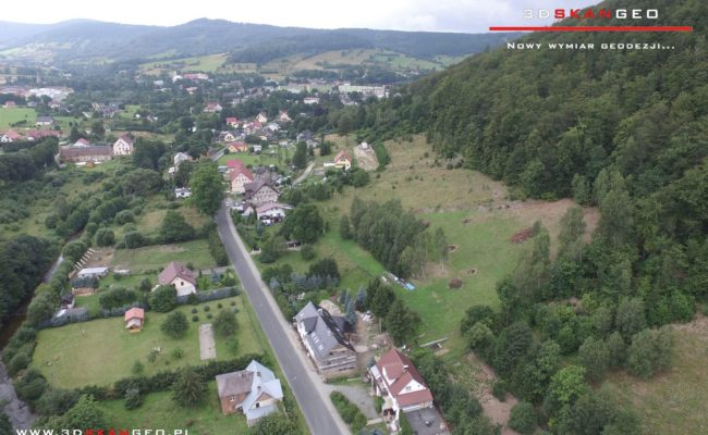 Skanowanie laserowe 3D w polskich górach (3)