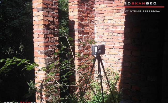 Skanowanie laserowe 3D ruin (7)