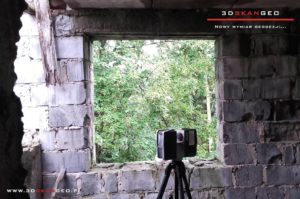 Skanowanie laserowe 3D ruin (6)