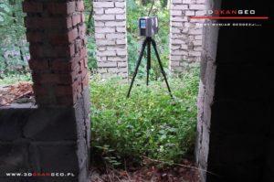 Skanowanie laserowe 3D ruin (4)