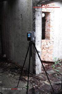 Skanowanie laserowe 3D ruin (3)