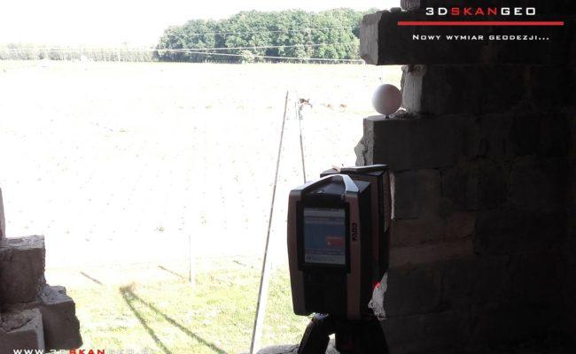 Skanowanie laserowe 3D ruin (1)