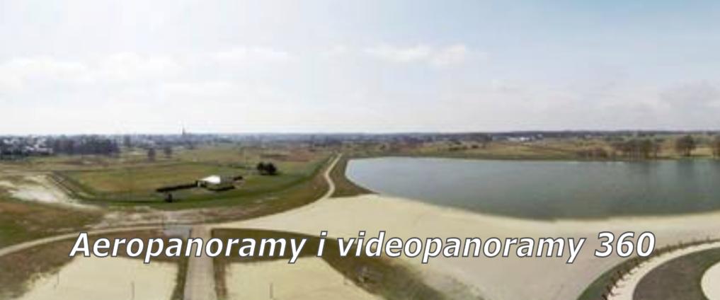 AEROPANORAMY, VIDEOPANORAMY 360